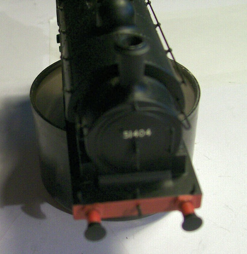 OOWorks LYR Barton Wright Class 23 0-6-0 saddle tank body smokebox end, as purchased off eBay