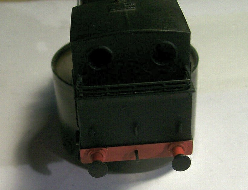 OOWorks LYR Barton Wright Class 23 0-6-0 saddle tank body bunker end, as purchased off eBay
