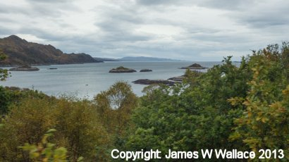 Fort William - Mallaig railway views - 3