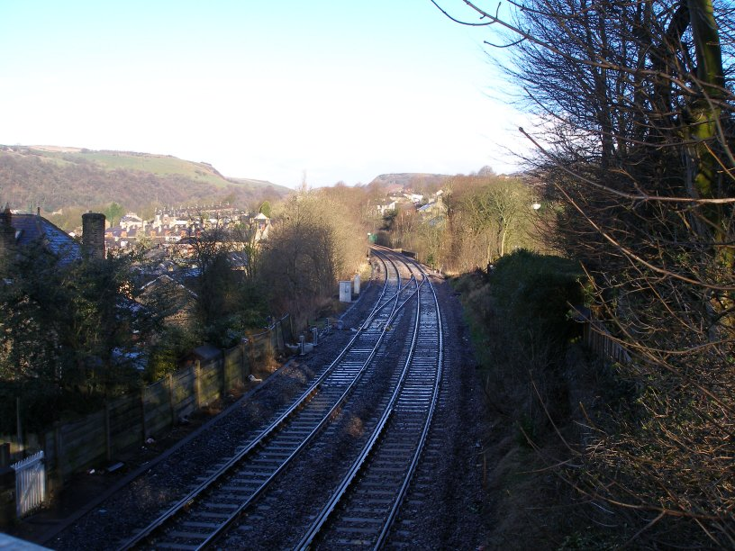 Stansfield Hall Junction Todmorden 22 March 2014
